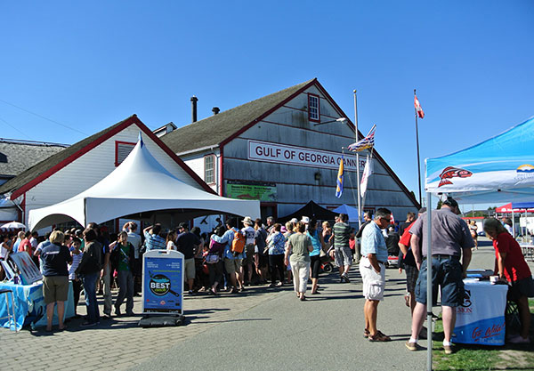September 2014, Best Catch Sustainable Seafood Festival